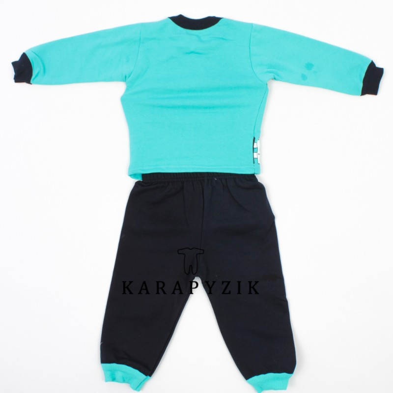 Пижама мальчик 6471