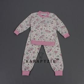 Пижама девочка 19456