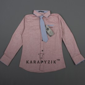 Рубашка мальч. 16561