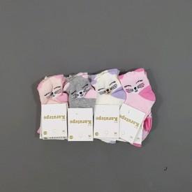 Носки дівчинка 12 шт. 32659
