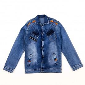 Куртка джинс хлопчик 26742