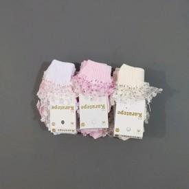Носки дівчинка 12 шт. 32597