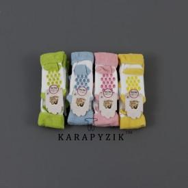 Носки махрові з тормозками 12 шт. 30105