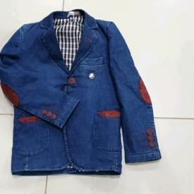 Піджак джинс хлопчик 39172