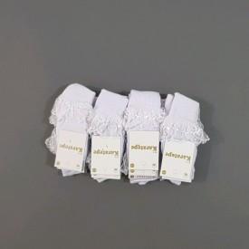 Носки дівчинка 12 шт. 32593