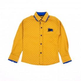 Рубашка хлопчик 25443