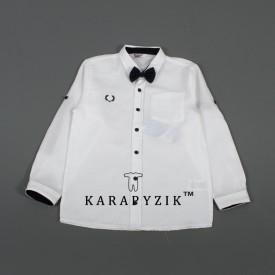 Рубашка мальч. 19214