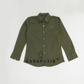 Рубашка мальч. 14358