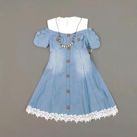 Плаття джинс 32477