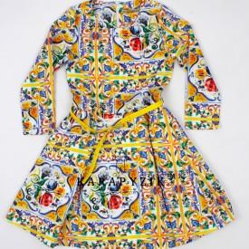 Платье девочка 10704