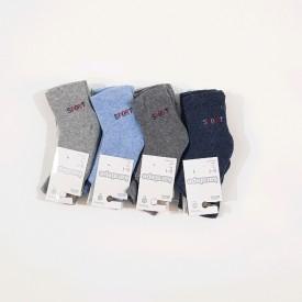 Носки махрові хлоп 12 шт. 30484