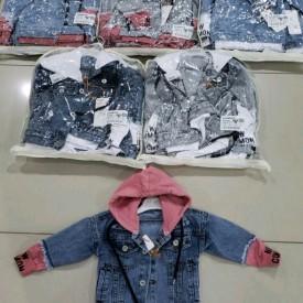 Куртка джинс дів. 40197