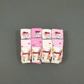 Носки махрові дівчинка 12 шт. 30510
