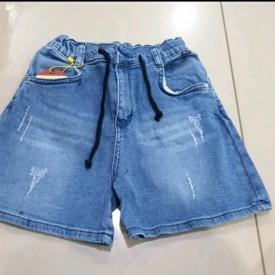 Шорти джинс дівчинка 39202