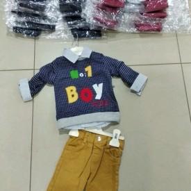 Костюм 3-ка хлопчик 36637