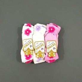 Носки махрові дів. 12 шт. 30491