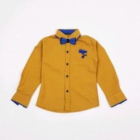 Рубашка хлопчик 25448